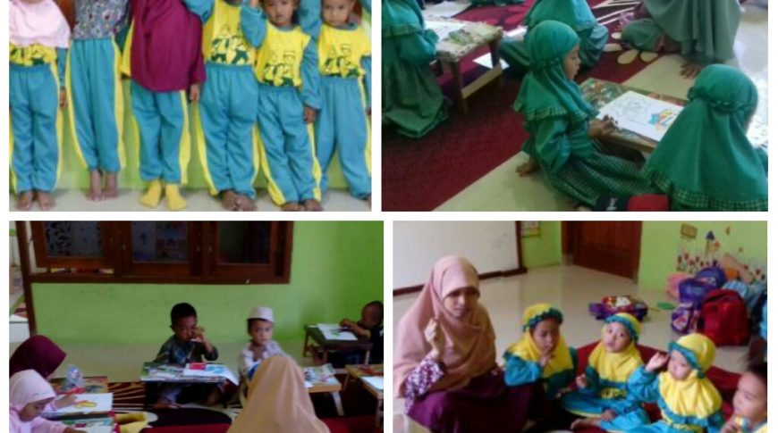 Play Group dan TK Villa Qur'an