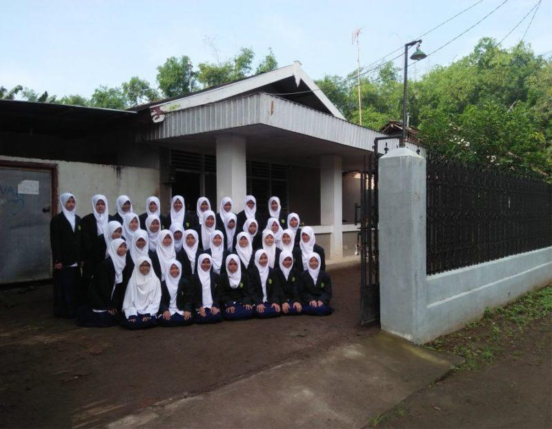 asrama 3 santri putri villa qur'an