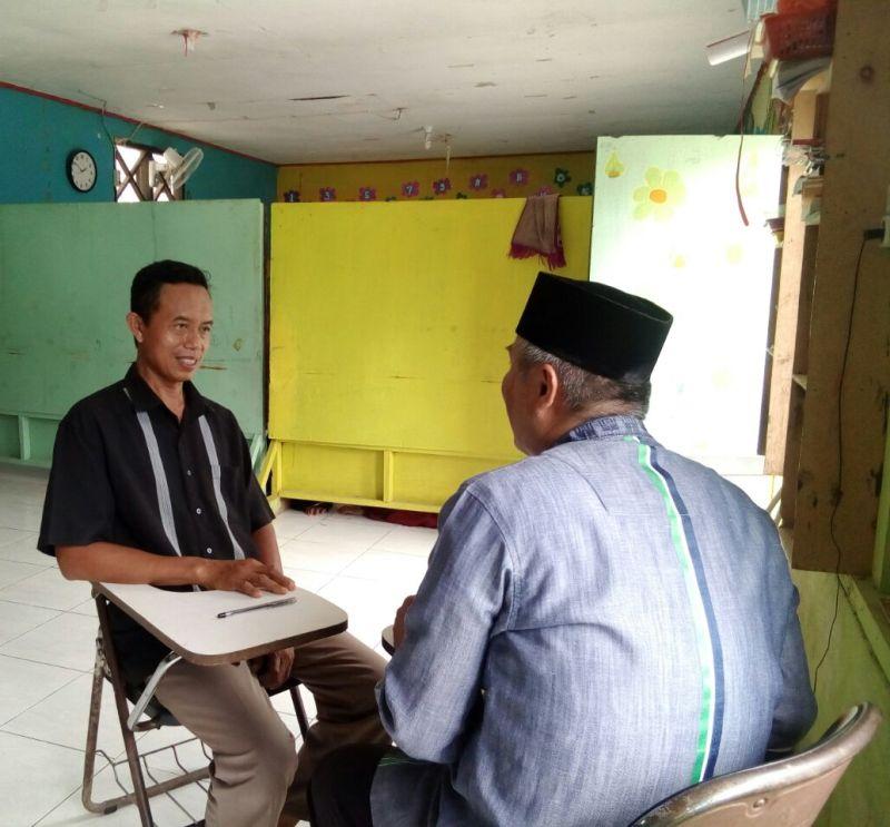 Wawancara Penerimaan Santri Baru Ponpes Al-Ihsan Baron Kendari