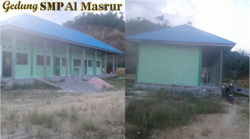 Gedung SMP Ponpes Al Ihsan Baron Kendari