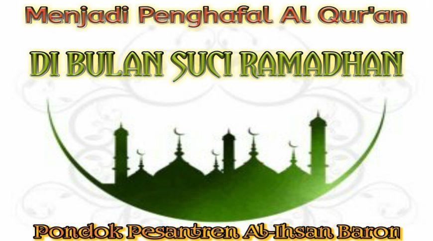 Hafidzah quran di bulan ramadhan