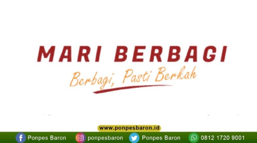 Update Perolehan Infaq dan Shodaqoh Jariyah Khusus Melalui Pondok Pesantren Baron 1-18 Oktober 2021