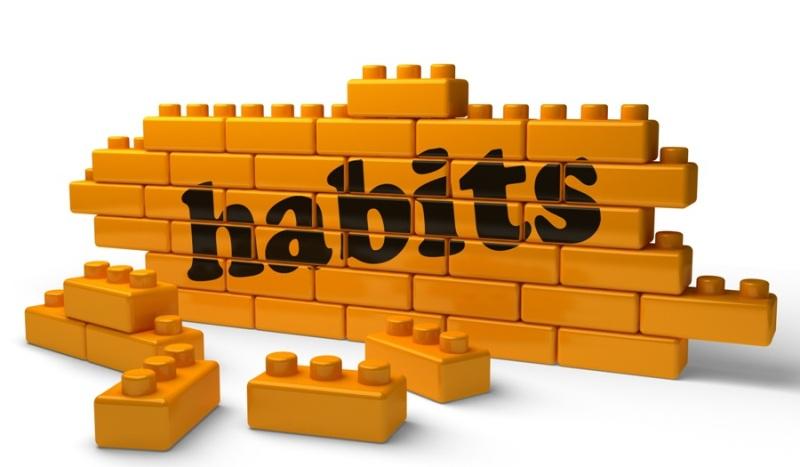 Habit Anda Menentukan Hidup Anda