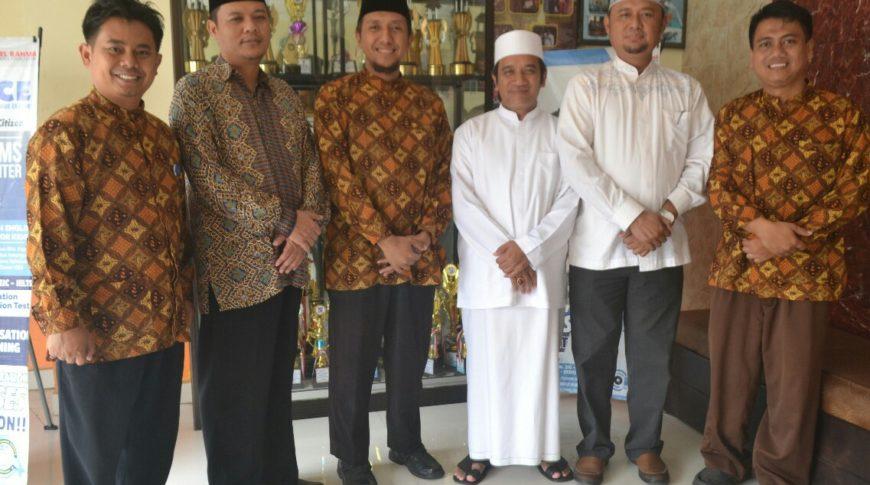 Kunjungan ke Ponpes Al-Ihsan Baron Bogor