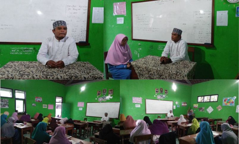 Ustadz Muhammad Bahron :Al HAfidz dan Guru Anak - Anak Villa Qur'an