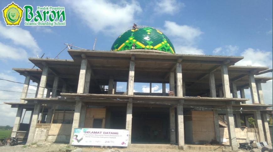 Alhamdulillah, Terima Kasih Para Donatur Masjid Al Izzah